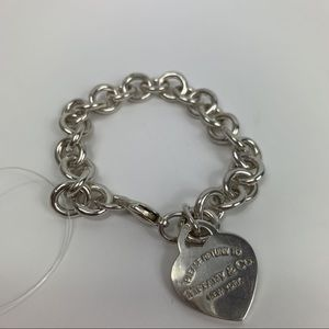 Tiffany & Co Heart Bracelet